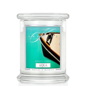 Kringle Candle Aqua Classic Jar Medium