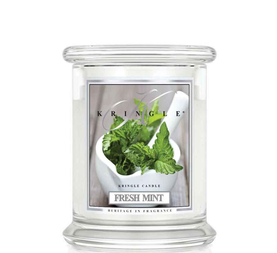 Kringle Candle Fresh Mint American Heritage