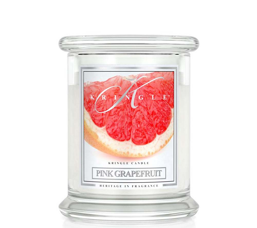 Kringle Candle Pink Grapefruit Classic Jar Medium