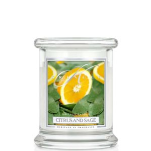 Kringle Candle Citrus & Sage Classic Jar Small