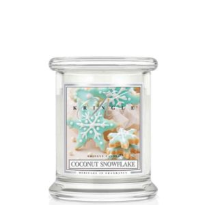Kringle Candle Coconut Snowflake American Heritage