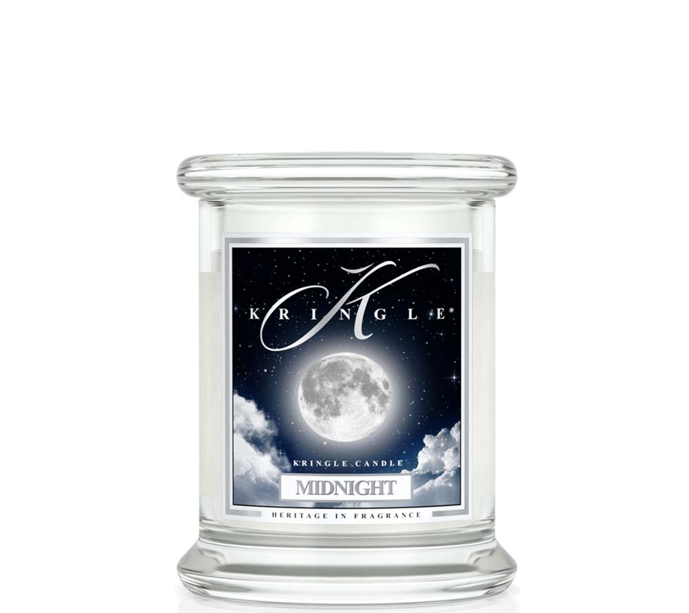 Kringle Candle American Heritage Midnight Classic Jar Small