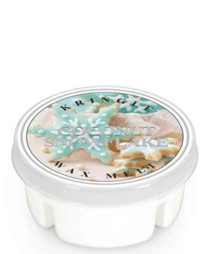 Coconut Snowflake-vosak