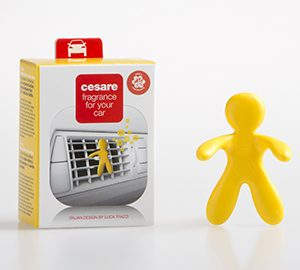 Cesare Yellow Vanilla