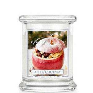 Kringle Candle Apple Chutney Classic Jar small American Heritage