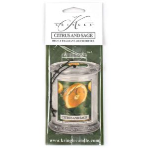Kringle Candle Citrus and Sage Air Freshener American Heritage