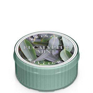 Kringle Candle Eucalyptus Mint