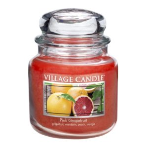 village_m_pink_grapefruit_svijeca