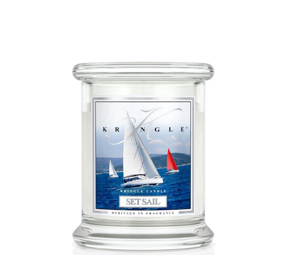 Kringle Candle Set Sail Classic Jar Small