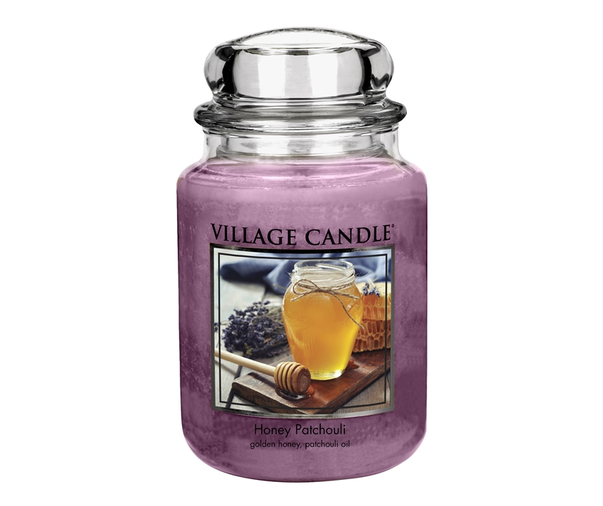 Village_L_Honey_Patchouli_svijeca