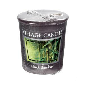 village_black_bamboo_mala_svijeca