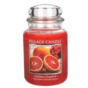 Village_L_Cranberry_Grapefruit_jar_svijeca