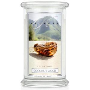 Kringle Candle Coconut Wood American Heritage