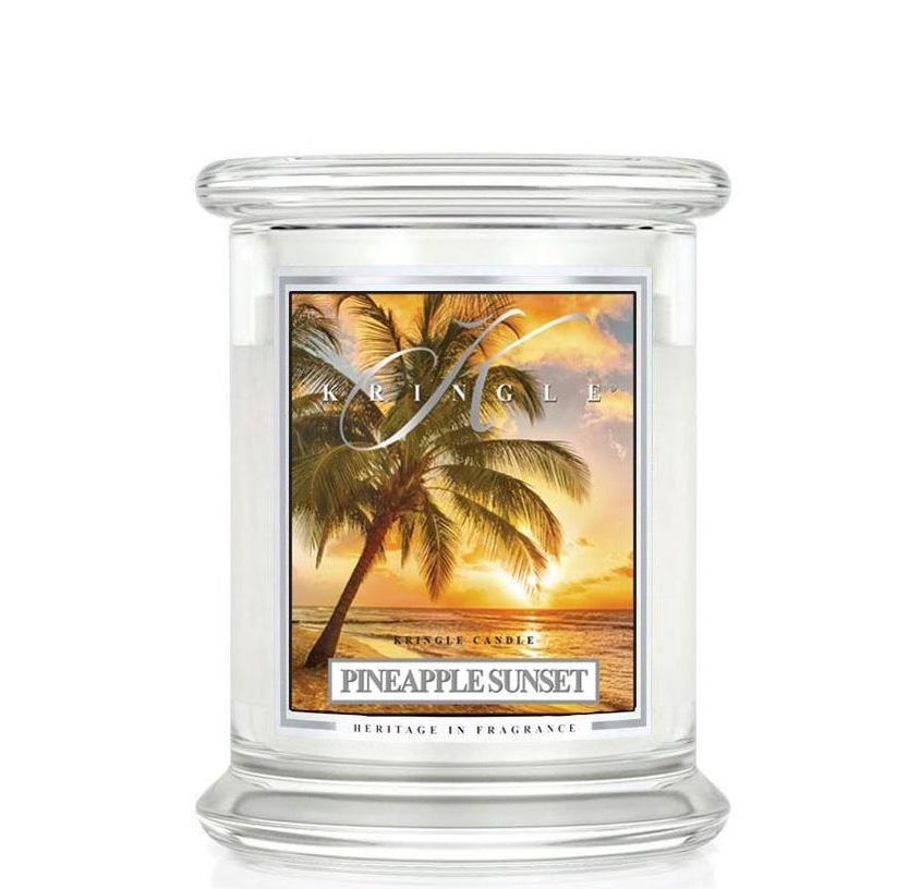 Krignle Candle Pineapple Sunset bei American Heritage