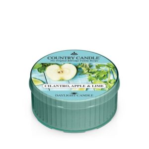Country_daylight_cilantro_apple_lime_svijeca
