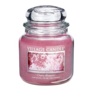 Village_M_Cherry_Blossom_jar_svijeca