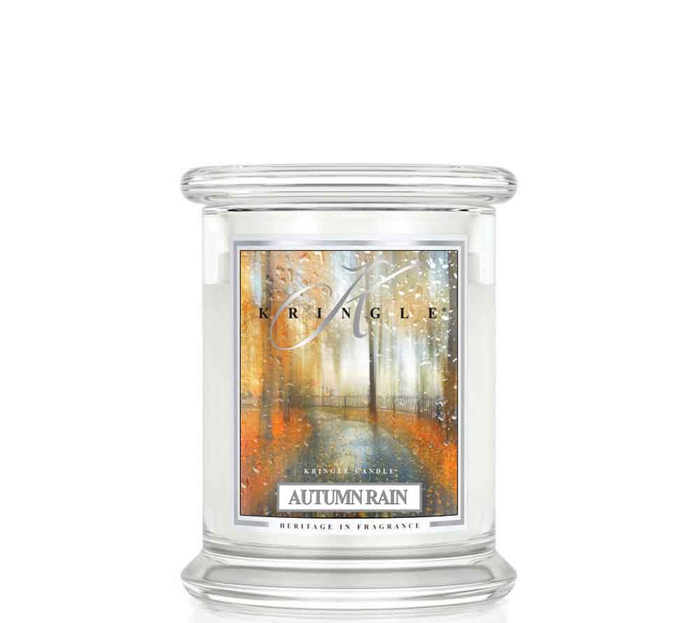 Kringle Candle Autumn Rain American Heritage