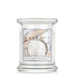 Kringle Candle Baker's Vanilla Classic Jar Small