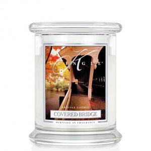 Kringle Candle American Heritage Covered Bridge Medium Classic Jar