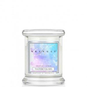 Kringle Candle Hibiscus Mini Jar