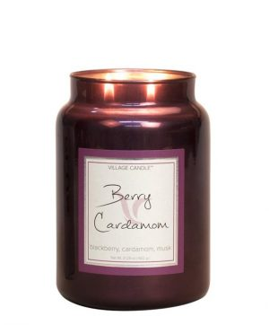 Berry Cardamom Metallic Kollection