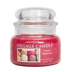 Village_Candle_french_macaroon_S_svijeca_jar