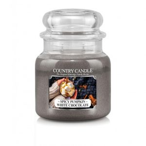 Country_candle_M_Spicey_Pumpkin_Whize_Chocolate_svijeca