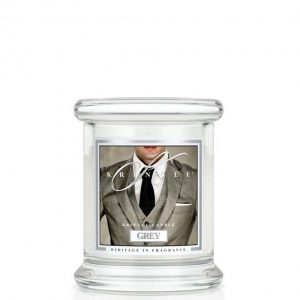 Kringle_Candle_Grey_mini_svijeca