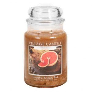 Village_candle_Grapefruit_Ebony_Bark_svijeca_L