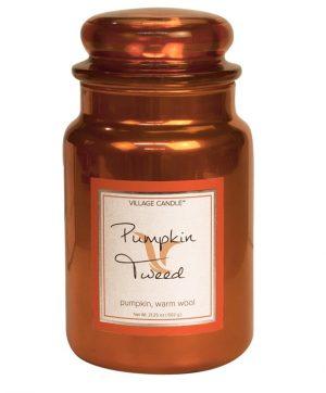 Pumpkin Tweed