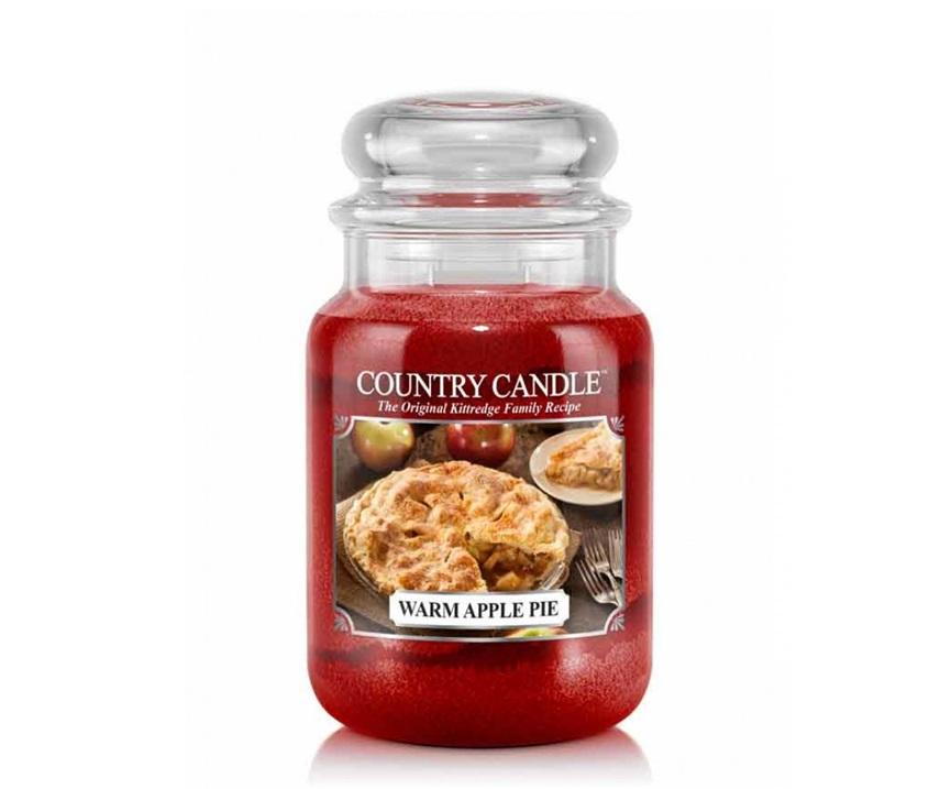 Cauntry_L_Warm_apple_pie_svijeca