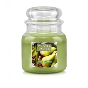 Country_candle_M_Anjou_and_Allspice_svijeca