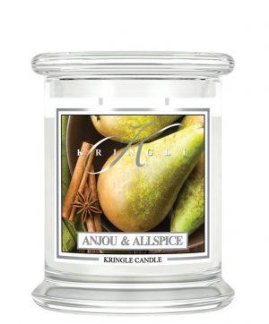 Anjou & Allspice