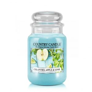 Country_candle_L_Cilatro_apple_lime_svijeca