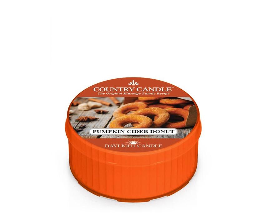 Country_candle_pumpkin_cider_donut_svijeca