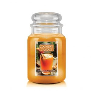 Country_candle_L_buttered_rum_toddy_svijeca