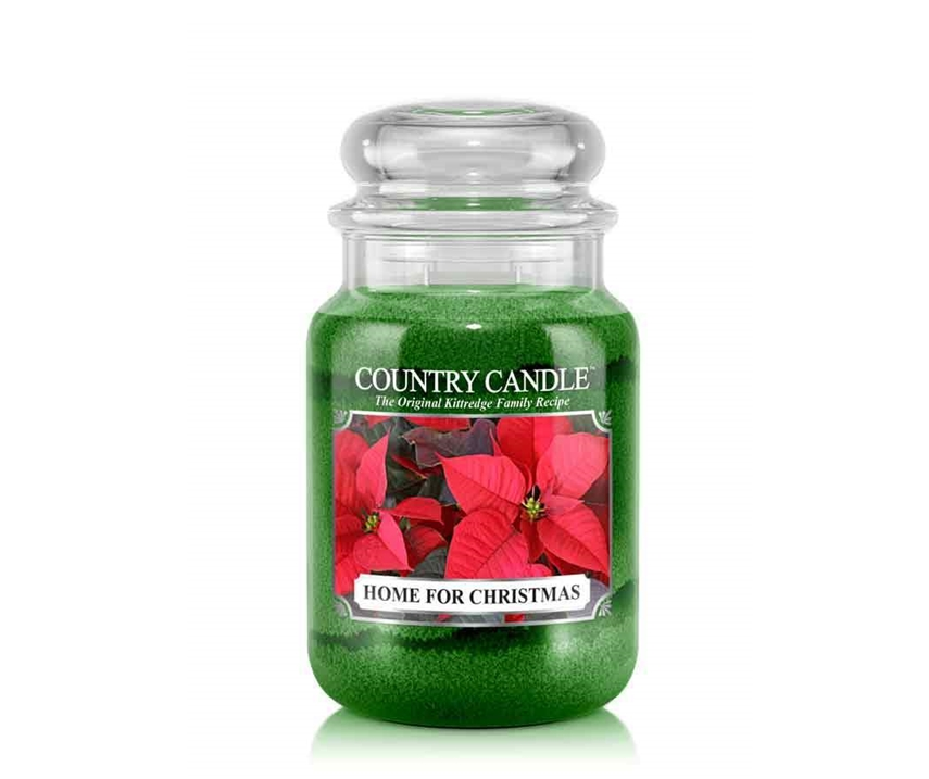 Country_candle_L_Home_for_Christmas_svijeca
