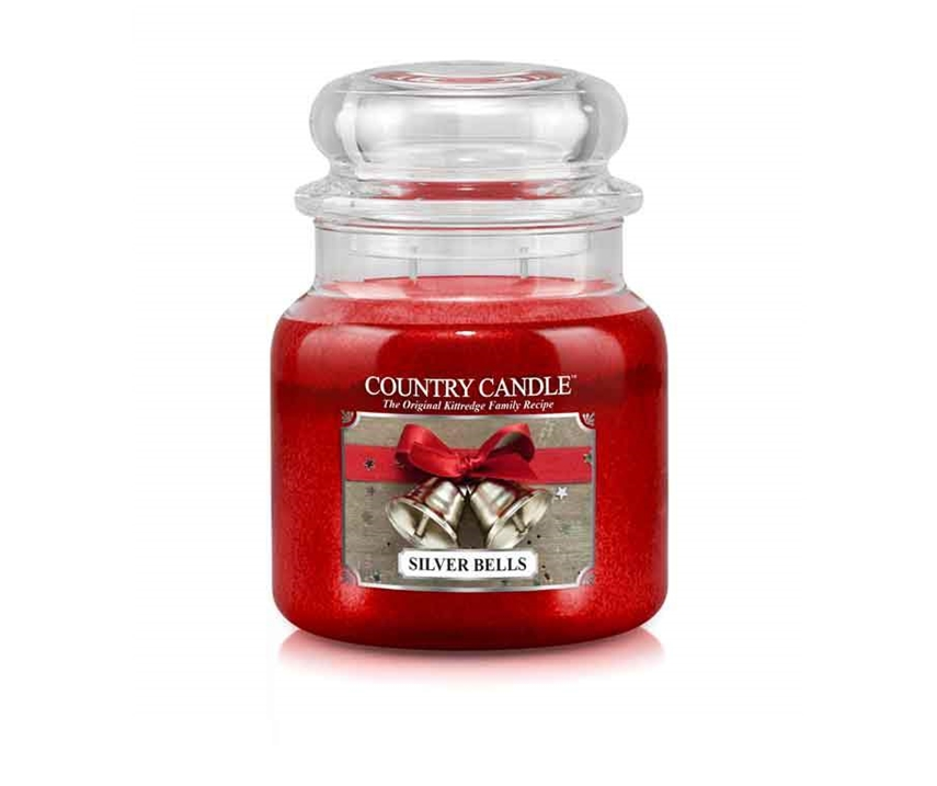 Country_candle_M_Silver_Bells_svijeca