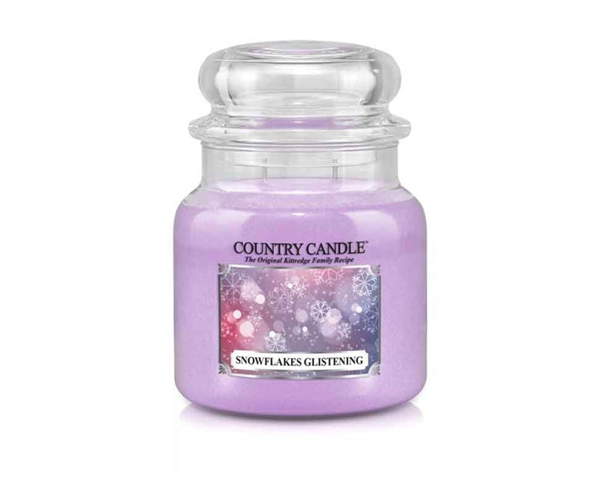 Country_candle_M_Snowflakes_Glistening_svijeca